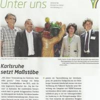Pressebericht Gärtners Hand