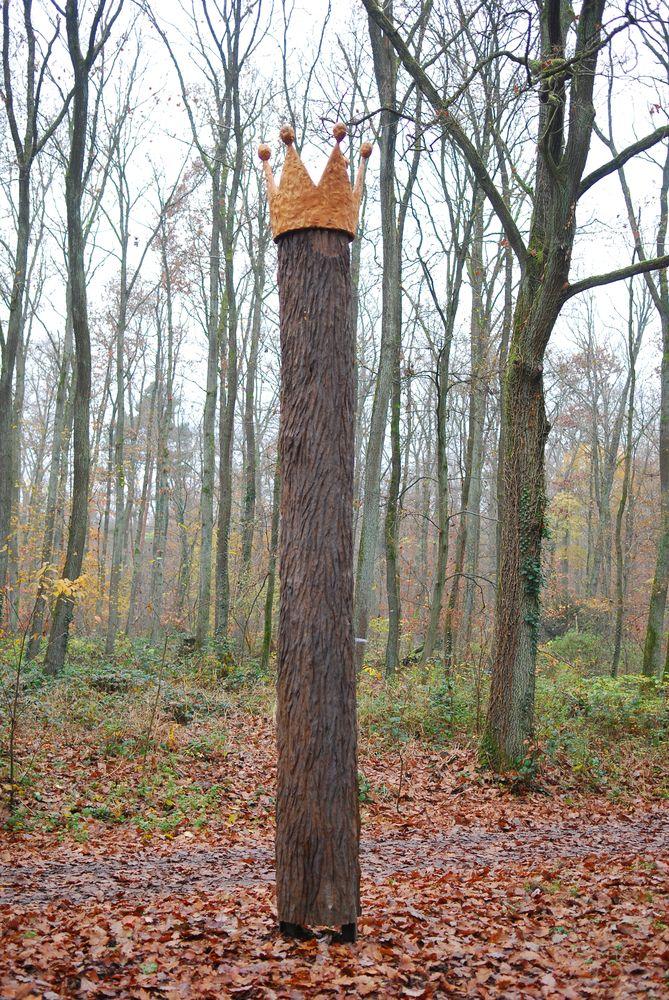 Pfad der Nachhaltigkeit - Zukunftsbäume