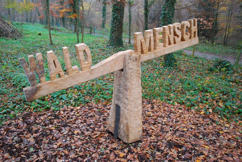 Karlsruhe Linkenheimer Allee - Pfad der Nachhaltigkeit - Balance